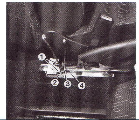bremspedalweg veränderlich durch handbremse!? - seatforum