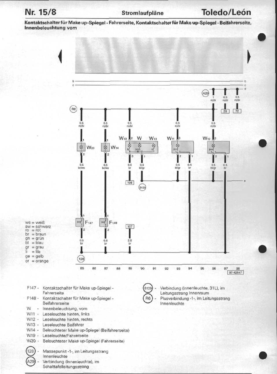 Groß Sitz Leon Schaltplan Fotos - Elektrische Schaltplan-Ideen ...